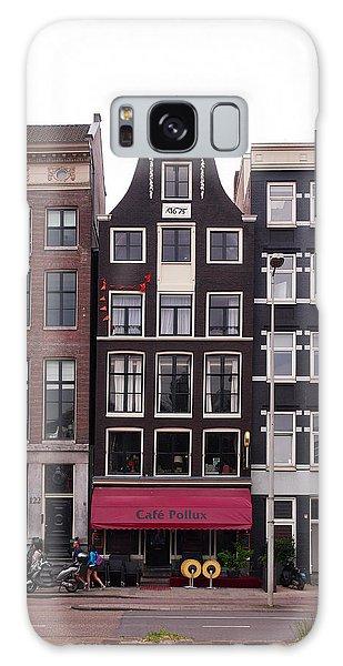 Cafe Pollux Amsterdam Galaxy Case