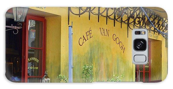 Cafe Van Gogh Galaxy Case