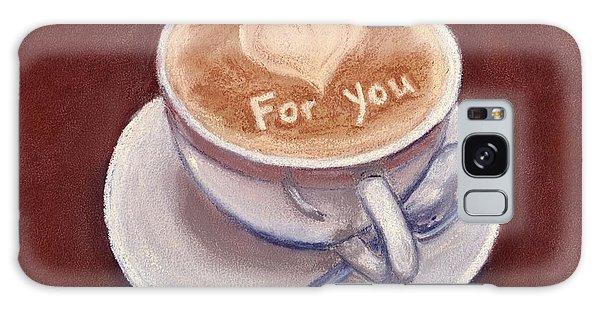 Caffe Latte Galaxy Case