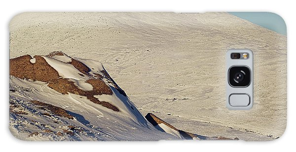 Cairngorms National Park Galaxy Case - Cairn Gorm Mountain by Duncan Shaw/science Photo Library