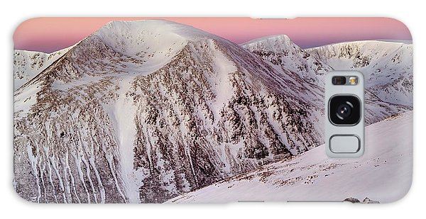 Cairngorms National Park Galaxy Case - Cairn Toul by Duncan Shaw/science Photo Library