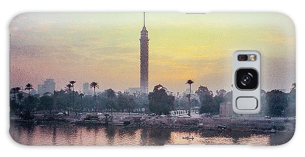 Cairo And The Nile Galaxy Case