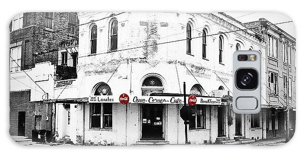 Cajun Corner Cafe Galaxy Case