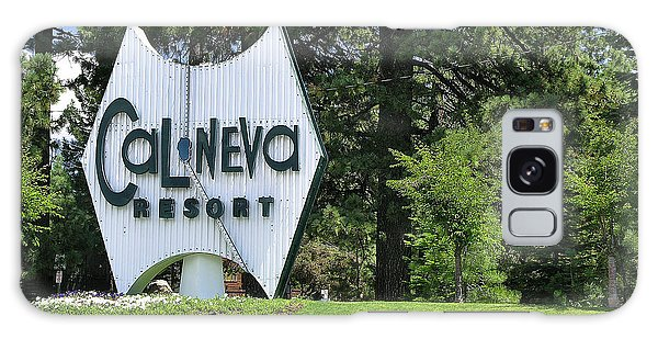 Cal Neva Resort - Lake Tahoe Galaxy Case