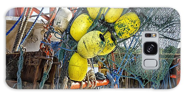 Calabash Shrimp Nets Galaxy Case