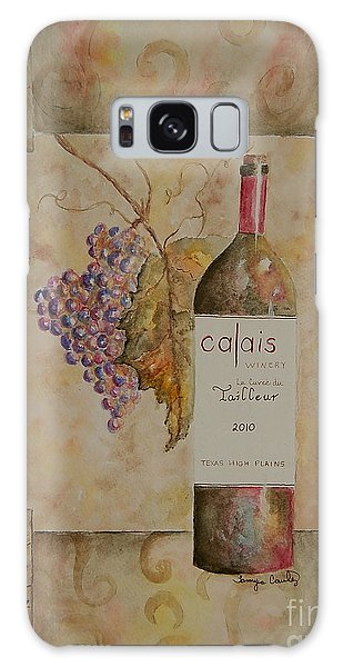 Calais Vineyard Galaxy Case