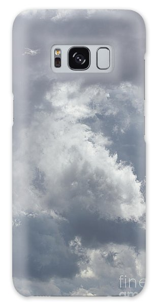 Calgary Clouds 1 Galaxy Case