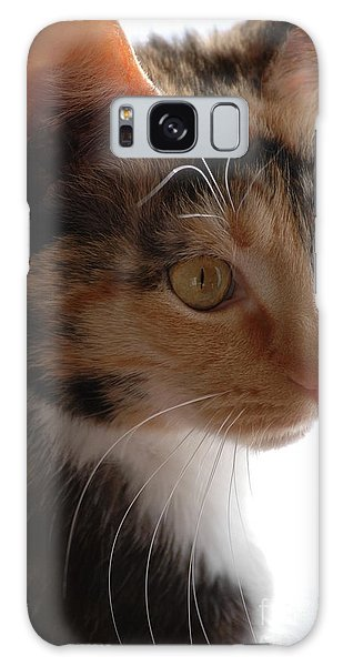 Galaxy Case featuring the photograph Cali by Christiane Hellner-OBrien