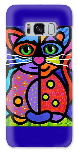Calico Cat Galaxy Case