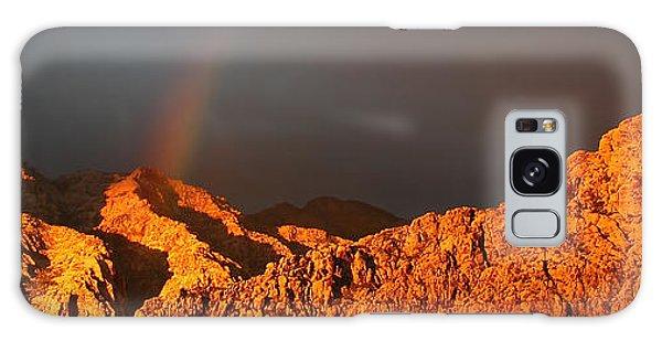 Calico Rainbow Galaxy Case