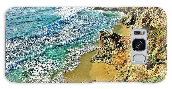 Californa Shore Galaxy Case