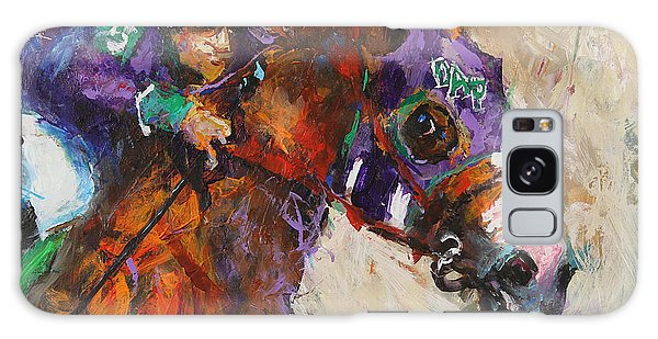 Horse Galaxy Case - California Chrome by Ron Krajewski
