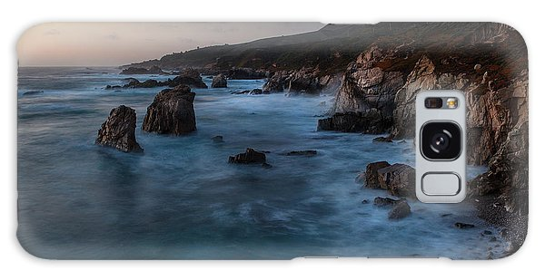 Monterey Galaxy Case - California Coast Dusk by Mike Reid