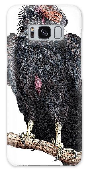 California Condor Galaxy S8 Case