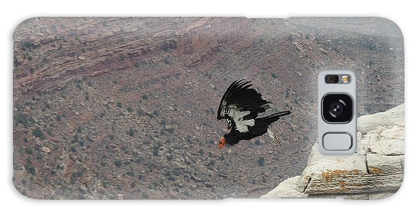California Condor Taking Flight Galaxy Case by Jayne Wilson