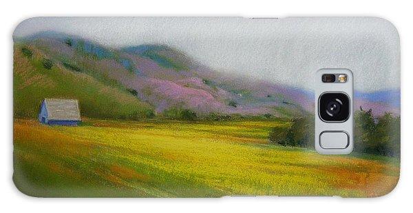 California Field In May  Galaxy Case