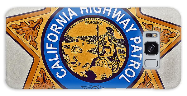 California Highway Patrol Galaxy Case