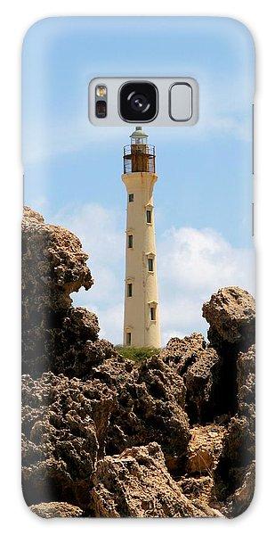 California Lighthouse Aruba Galaxy Case