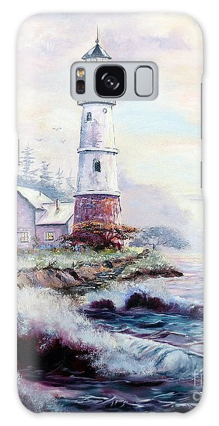 California Lighthouse Galaxy Case