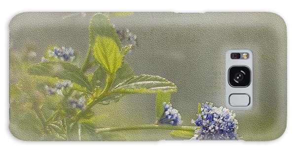 California Lilac Galaxy Case