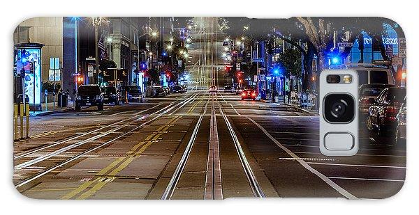California Street Galaxy Case