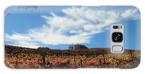 California Vineyard Galaxy Case by Suzanne McKay