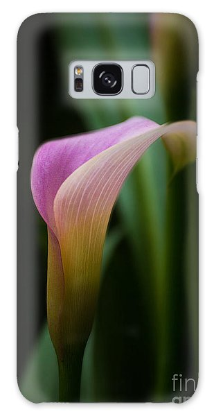Calla Lilly Galaxy Case