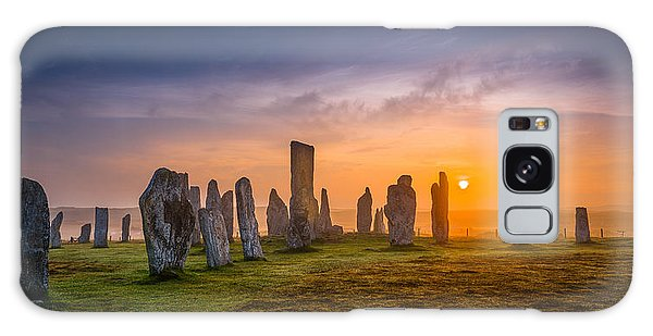 Callanish Dawn Galaxy Case
