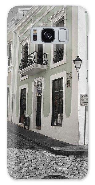 Calle De Luna Y Calle Del Cristo Galaxy Case