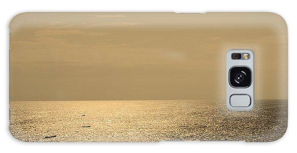 Calm Arabian Sea Galaxy Case