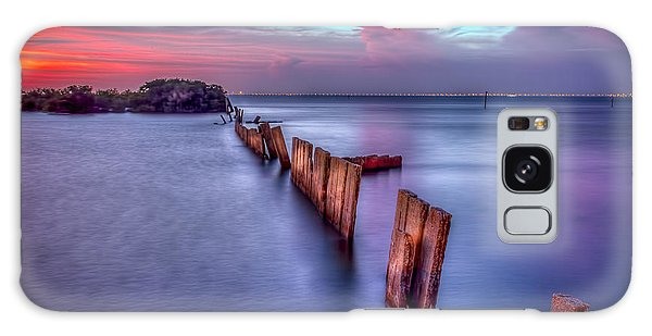 Mangrove Galaxy Case - Calm Before The Storm by Marvin Spates