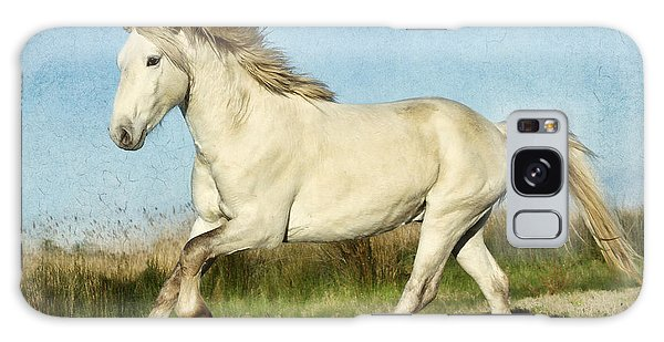 Camargue Stallion Galaxy Case