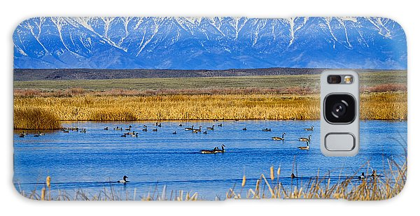 Camas National Wildlife Refuge Galaxy Case