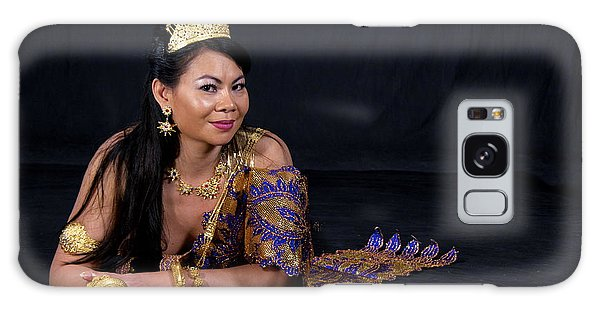 Cambodian Bride Galaxy Case