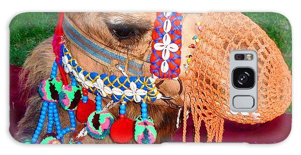 Camel Fashion Galaxy Case