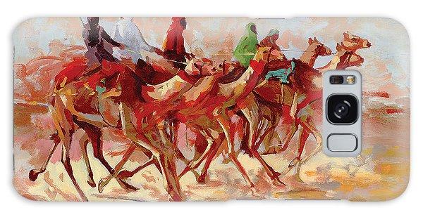 Camel Race Galaxy Case