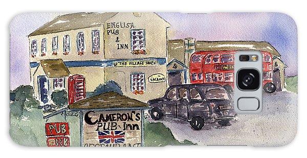 Cameron's Pub And Restaurant Galaxy Case