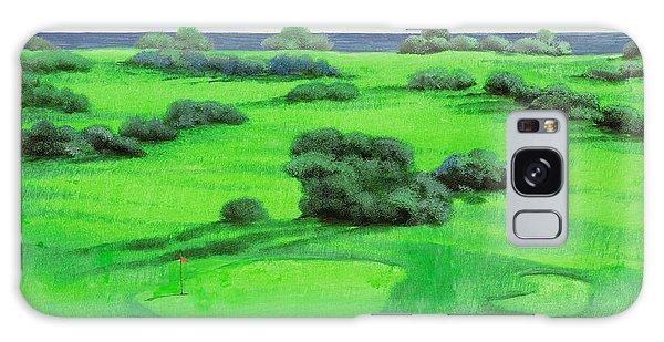 Golf Galaxy S8 Case - Campo Da Golf by Guido Borelli