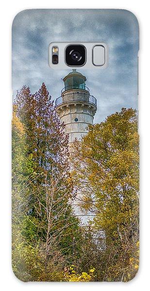 Cana Island Lighthouse II By Paul Freidlund Galaxy Case