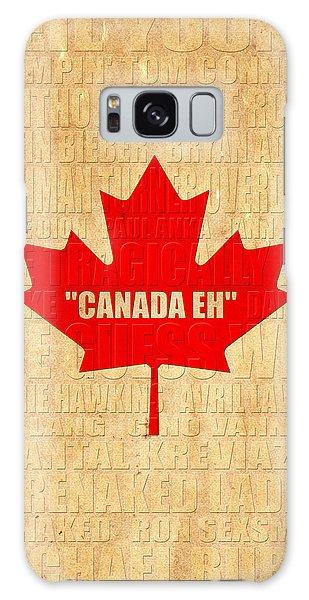 Canada Music 1 Galaxy Case