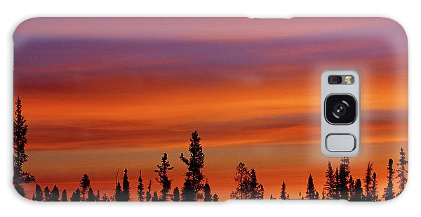 Boreal Forest Galaxy Case - Canada, Northwest Territories, Ft by Jaynes Gallery