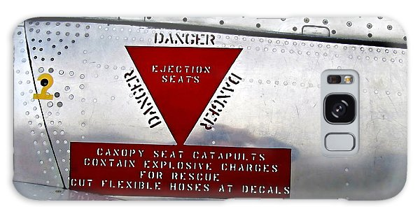 Canadair Ct-114 Tutor Danger  Ejection Seats Galaxy Case