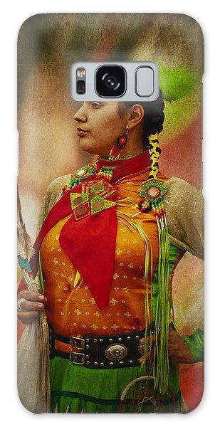 Canadian Aboriginal Woman Galaxy Case