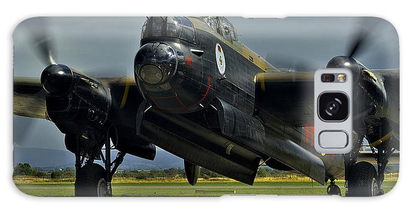 Canadian Avro Lancaster Bomber Galaxy Case