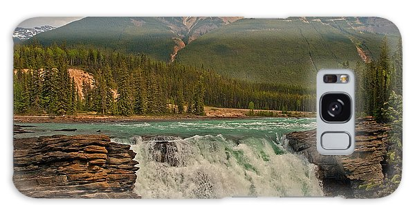 Canadian Falls Galaxy Case by Robert Pilkington