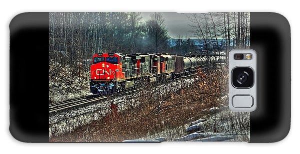 Canadian National Railway Galaxy Case
