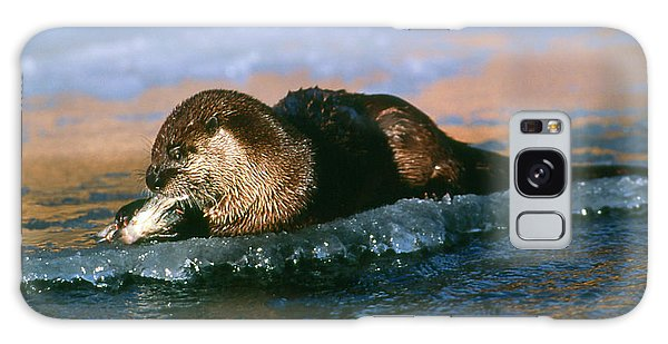 Otter Galaxy Case - Canadian Otter by William Ervin/science Photo Library