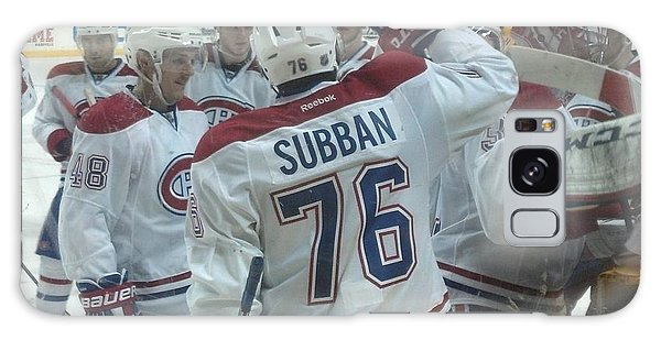Canadiens Win Galaxy Case