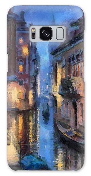 Canale Venice Galaxy Case