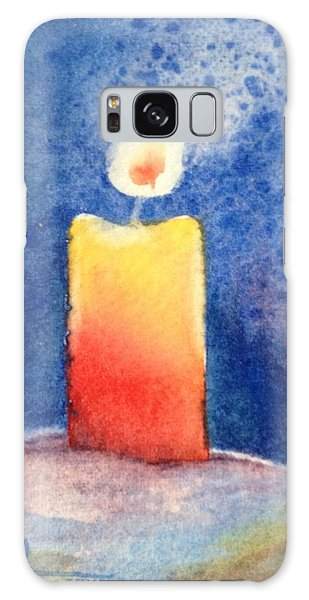 Candle Glow Galaxy Case by Marilyn Jacobson